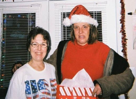 Pam and Robin Christmas 2013/14