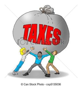 tax-clipart-can-stock-photo_csp5135036