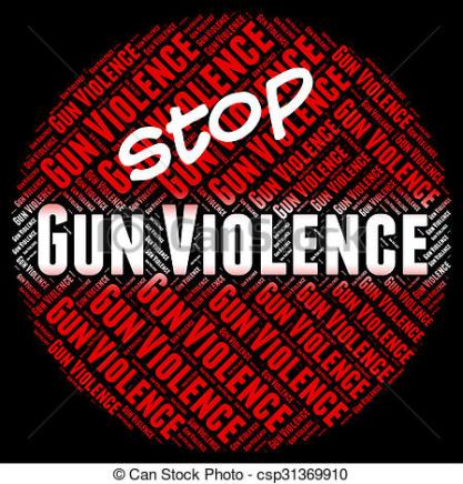 stop-gun-violence-shows-brute-force-and-clipart_csp31369910