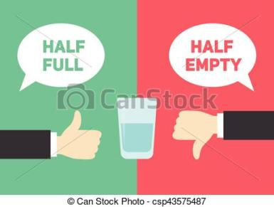 optimism-vs-pessimism-concept-half-eps-vector_csp43575487