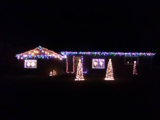 Lighting up the Neighborhood!
